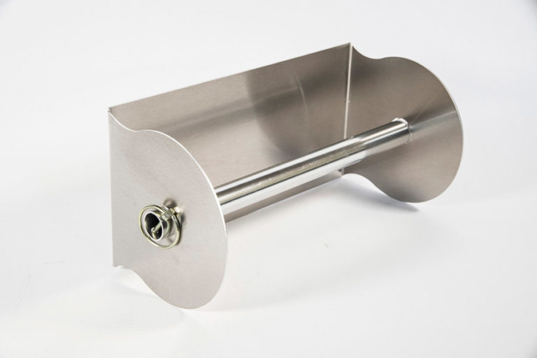 single paper towel holder