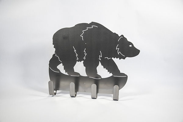 Bear Coat Hanger