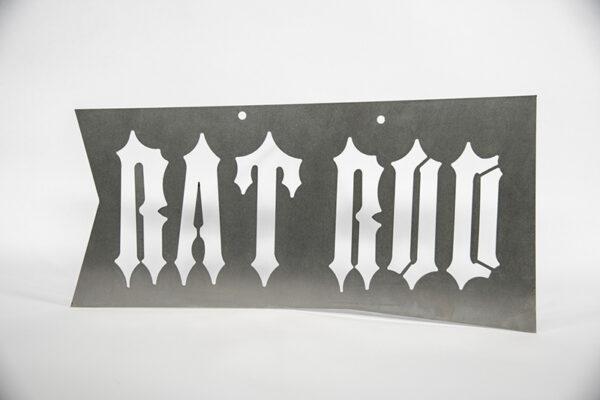 Rat Rod Sign