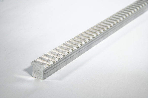 picatinny rail slotted