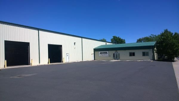 The company's primary facility located at 4510 N. Freya.