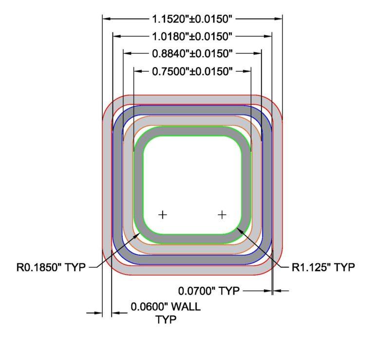 Thin Wall Tube